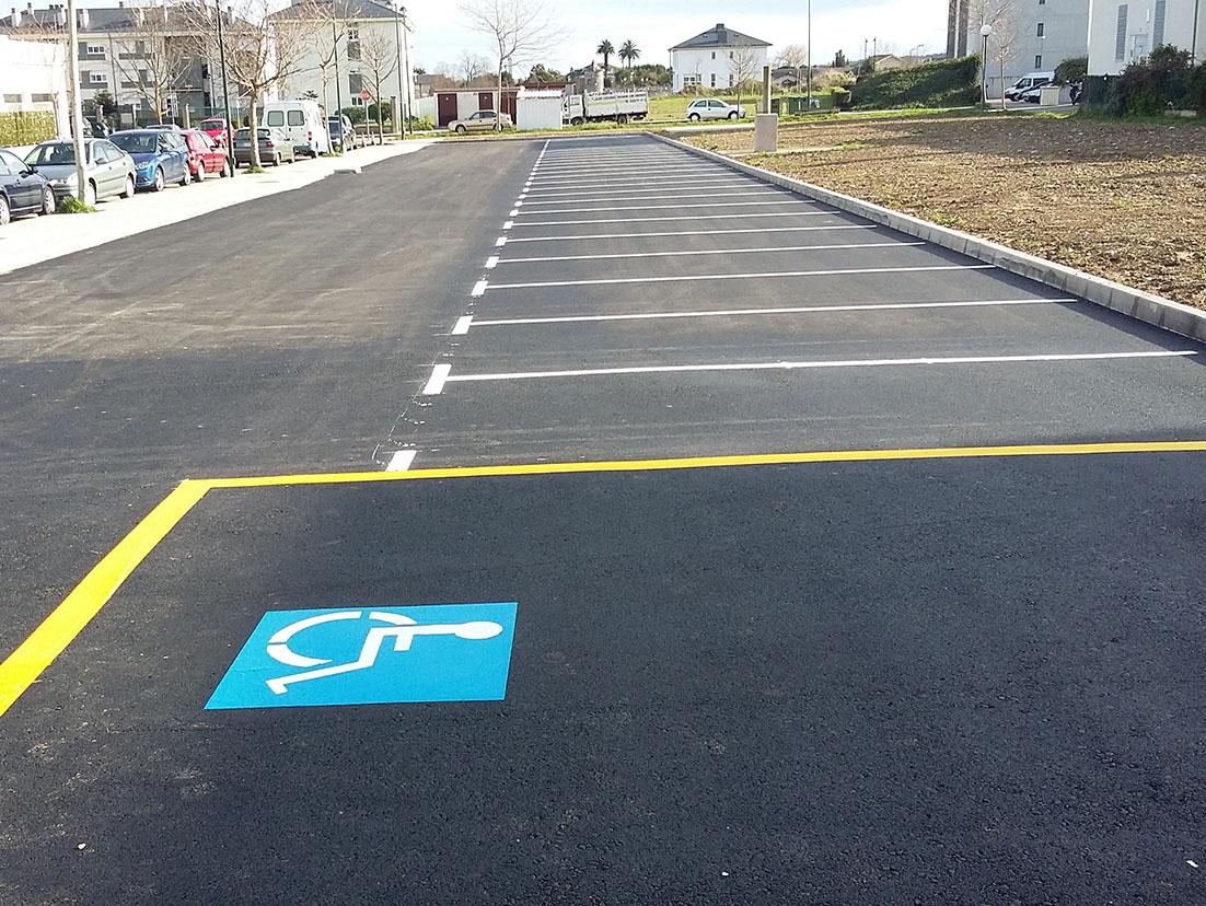 adecuacion de solar para aparcamiento publico 2